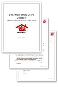 zillow checklist